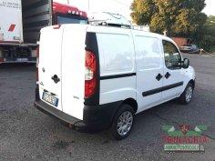 Trinacria Autoveicoli S.r.l. Autocarro Camion Furgone Fiat Doblo 1.6 Natural Power Metano 2010 (4)