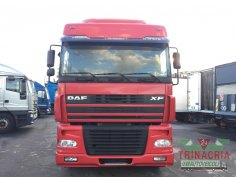 Trinacria-Autoveicoli-S.r.l.-Autocarro-Camion-Furgone-Trattore-Stradale-DAF-95XF-430-CV-manuale-intarder-2007-2