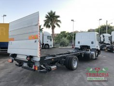 Trinacria Autoveicoli S.r.l. Autocarro Camion Furgone Acireale Catania Iveco  100E18 telaio pneumatico 2010 (4)