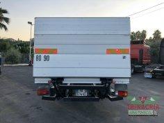 Trinacria Autoveicoli S.r.l. Autocarro Camion Furgone Acireale Catania Iveco  100E18 telaio pneumatico 2010 (5)