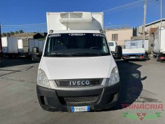 Trinacria Autoveicoli S.r.l. Autocarro Camion Furgone Iveco Daily 35C12 FRIGO 2008 (2)