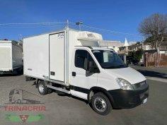 Trinacria Autoveicoli S.r.l. Autocarro Camion Furgone Iveco Daily 35C12 FRIGO 2008 (3)