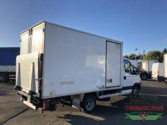 Trinacria Autoveicoli S.r.l. Autocarro Camion Furgone Iveco Daily 35C12 Furgone frigo e sponda montacarichi 2007 (4)