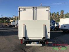 Trinacria Autoveicoli S.r.l. Autocarro Camion Furgone Iveco Daily 35C12 Furgone frigo e sponda montacarichi 2007 (5)