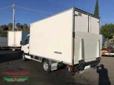 Trinacria Autoveicoli S.r.l. Autocarro Camion Furgone Iveco Daily 35C12 Furgone frigo e sponda montacarichi 2007 (6)