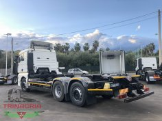 Trinacria Autoveicoli S.r.l. Autocarro Camion Furgone Man Tga 26.430 3 ASSI casse mobili 2005 (6)