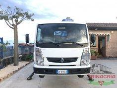 Trinacria Autoveicoli S.r.l. Autocarro Camion Furgone Renault Maxity Cestello Isoli 20 metri (2)