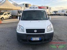Trinacria Autoveicoli S.r.l. Autocarro Camion Furgone Fiat Doblo 1.3 M. Jet isotermico gruppo frigo 2007 (2)