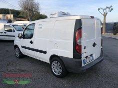 Trinacria Autoveicoli S.r.l. Autocarro Camion Furgone Fiat Doblo 1.3 M. Jet isotermico gruppo frigo 2007 (4)