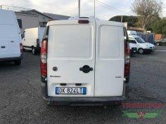 Trinacria Autoveicoli S.r.l. Autocarro Camion Furgone Fiat Doblo 1.3 M. Jet isotermico gruppo frigo 2007 (5)