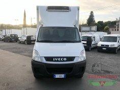 Trinacria Autoveicoli S.r.l. Autocarro Camion Furgone Iveco Daily 35C15 Furgone frigo con gancera 2011 (2)