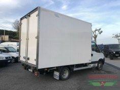 Trinacria Autoveicoli S.r.l. Autocarro Camion Furgone Iveco Daily 35C15 Furgone frigo con gancera 2011 (4)
