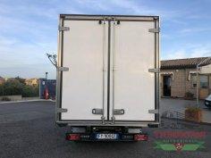 Trinacria Autoveicoli S.r.l. Autocarro Camion Furgone Iveco Daily 35C15 Furgone frigo con gancera 2011 (5)