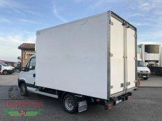 Trinacria Autoveicoli S.r.l. Autocarro Camion Furgone Iveco Daily 35C15 Furgone frigo con gancera 2011 (6)
