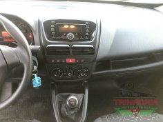Trinacria Autoveicoli S.r.l. Autocarro Camion Furgone Fiat Doblo 1.6 M. Jet frigorifero isotermico con gruppo atp 2013 (11)