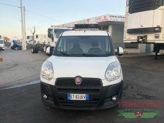 Trinacria Autoveicoli S.r.l. Autocarro Camion Furgone Fiat Doblo 1.6 M. Jet frigorifero isotermico con gruppo atp 2013 (2)