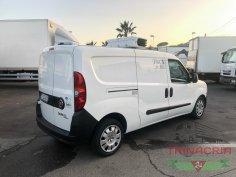 Trinacria Autoveicoli S.r.l. Autocarro Camion Furgone Fiat Doblo 1.6 M. Jet frigorifero isotermico con gruppo atp 2013 (4)