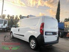 Trinacria Autoveicoli S.r.l. Autocarro Camion Furgone Fiat Doblo 1.6 M. Jet frigorifero isotermico con gruppo atp 2013 (6)