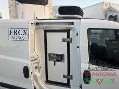 Trinacria Autoveicoli S.r.l. Autocarro Camion Furgone Fiat Doblo 1.6 M. Jet frigorifero isotermico con gruppo atp 2013 (9)