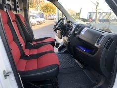 Trinacria Autoveicoli S.r.l. Autocarro Camion Furgone Fiat Ducato 2.3 M.jet Furgone CH2 2012 (8)