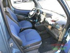 Trinacria Autoveicoli S.r.l. Autocarro Camion Furgone Fiat Doblo 1.9 d 5 POSTI 2001 (10)