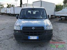 Trinacria Autoveicoli S.r.l. Autocarro Camion Furgone Fiat Doblo 1.9 d 5 POSTI 2001 (2)