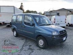 Trinacria Autoveicoli S.r.l. Autocarro Camion Furgone Fiat Doblo 1.9 d 5 POSTI 2001 (3)