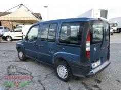 Trinacria Autoveicoli S.r.l. Autocarro Camion Furgone Fiat Doblo 1.9 d 5 POSTI 2001 (6)