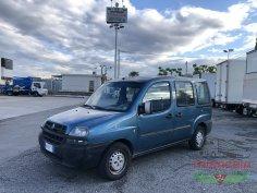 Trinacria Autoveicoli S.r.l. Autocarro Camion Furgone Fiat Doblo 1.9 d 5 POSTI 2001