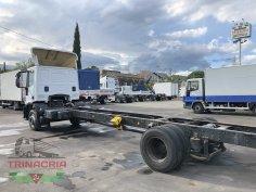 Trinacria Autoveicoli S.r.l. Autocarro Camion Furgone IVECO Eurocargo 160E28 telaio 2010 (6)
