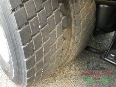 Trinacria Autoveicoli S.r.l. Autocarro Camion Furgone Iveco 260S43 3 assi pianale con rampe idrauliche 2004 (7)