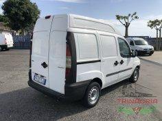 Trinacria Autoveicoli S.r.l. Autocarro Camion Furgone Fiat Doblo 1.9 d tetto alto 2003 (4)