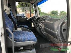 Trinacria Autoveicoli S.r.l. Autocarro Camion Furgone Iveco 100E18 scarrabile anno 2007 (10)