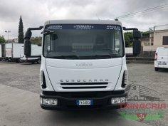 Trinacria Autoveicoli S.r.l. Autocarro Camion Furgone Iveco 100E18 scarrabile anno 2007 (2)