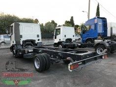 Trinacria Autoveicoli S.r.l. Autocarro Camion Furgone Iveco 90EL17 telaio anno 2006 (5)