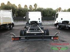 Trinacria Autoveicoli S.r.l. Autocarro Camion Furgone Iveco 90EL17 telaio anno 2006 (6)