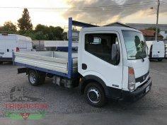 Trinacria Autoveicoli S.r.l. Autocarro Camion Furgone Nissan Cabstar 35 anno 2007 cassone (2)