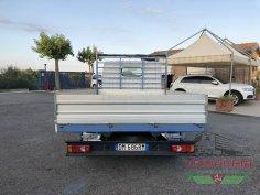 Trinacria Autoveicoli S.r.l. Autocarro Camion Furgone Nissan Cabstar 35 anno 2007 cassone (4)