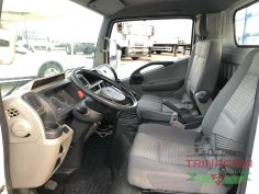 Trinacria Autoveicoli S.r.l. Autocarro Camion Furgone Nissan Cabstar 35 anno 2007 cassone (7)