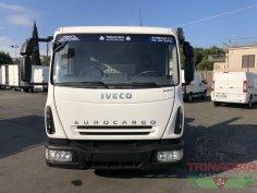 Trinacria Autoveicoli S.r.l. Autocarro Camion Furgone Iveco 100E18 scarrabile NUOVO anno 2009 (2)