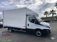 Trinacria Autoveicoli S.r.l. Autocarro Camion Furgone Iveco Daily 35C15 Furgone il playwood 2018 (3)