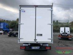 Trinacria Autoveicoli S.r.l. Autocarro Camion Furgone Iveco Daily 35C15 Furgone il playwood 2018 (5)