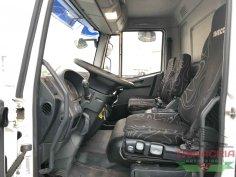 Trinacria Autoveicoli S.r.l. Autocarro Camion Furgone Iveco 100E18 telaio 3105 anno 2009 (7)