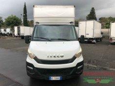 Trinacria Autoveicoli S.r.l. Autocarro Camion Furgone Iveco Daily 35C15 Furgone il playwood e sponda 2018 (2)