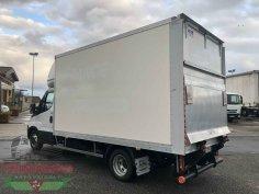Trinacria Autoveicoli S.r.l. Autocarro Camion Furgone Iveco Daily 35C15 Furgone il playwood e sponda 2018 (6)