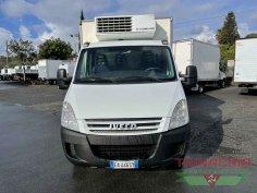 Trinacria Autoveicoli S.r.l. Autocarro Camion Furgone Iveco Daily 35C18 FRIGO 2010 (2)