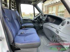 Trinacria Autoveicoli S.r.l. Autocarro Camion Furgone Iveco Daily 35C18 FRIGO 2010 (9)