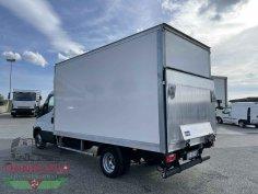 Trinacria Autoveicoli S.r.l. Autocarro Camion Furgone Iveco Daily 35C16 Furgone il playwood e sponda automatico Anno 2019 (4)