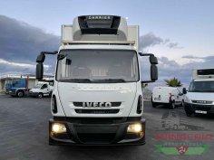 Trinacria Autoveicoli S.r.l. Autocarro Camion Furgone cassone frigo Iveco Eurocargo 140E22 FRIGO ANNO 2011 (2)