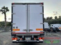 Trinacria Autoveicoli S.r.l. Autocarro Camion Furgone cassone frigo Iveco Eurocargo 140E22 FRIGO ANNO 2011 (5)